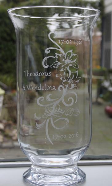 Glas Graveren Cadeau