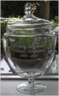 Handgraveren in glas